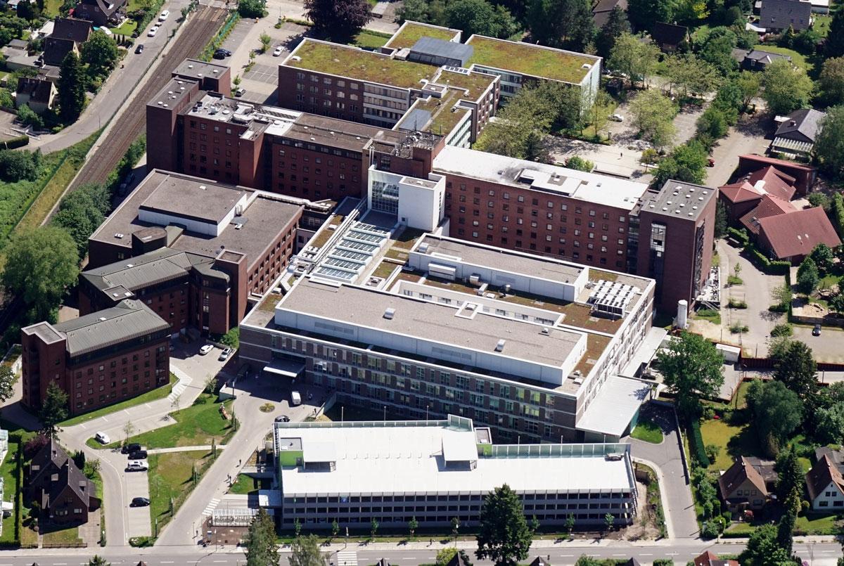 Albertinen-Krankenhaus - Hamburger Krankenhausspiegel