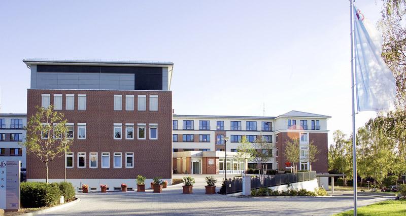 Hamburg Bergedorf Krankenhaus