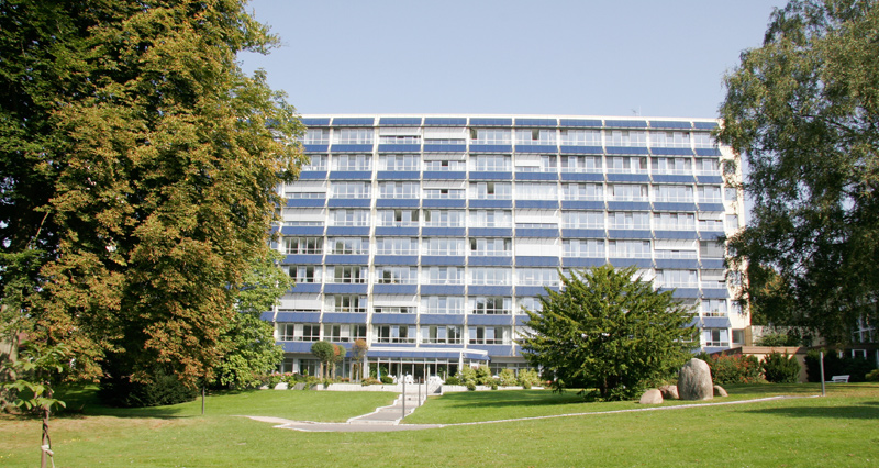 Lungenclinic Großhansdorf Großhansdorf