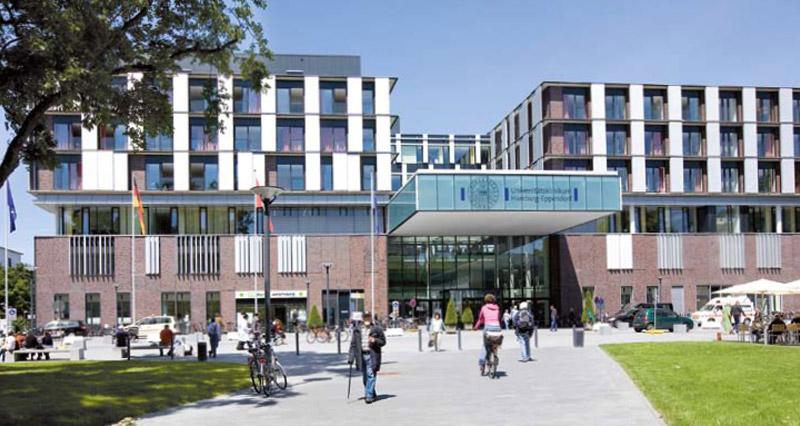 Hamburger Krankenhausspiegel  Universitätsklinikum